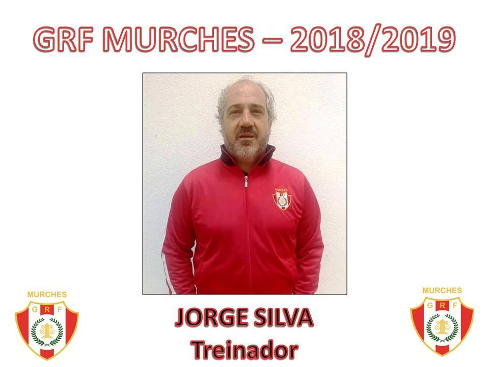 Jorge Silva será o treinador do Murches