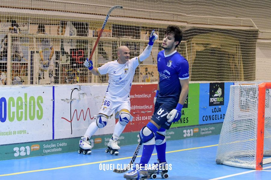 Resumo do OC Barcelos – HC Braga