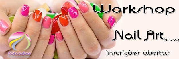 workshops para rodapé Noticias NailArt