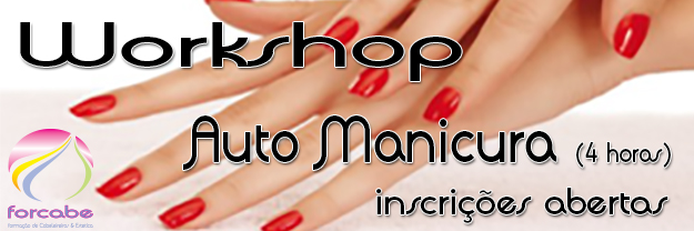 workshops para rodapé Noticias AutoManicura