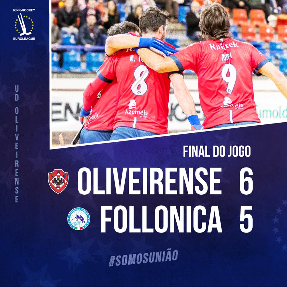 Oliveirense Follonica