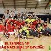 """SL Benfica """"B"""" conquista nacional da 3.ª divisão"""